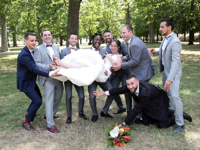 Le mariage de Julien et Aline à Montereau-faut-Yonne, Seine-et-Marne 42
