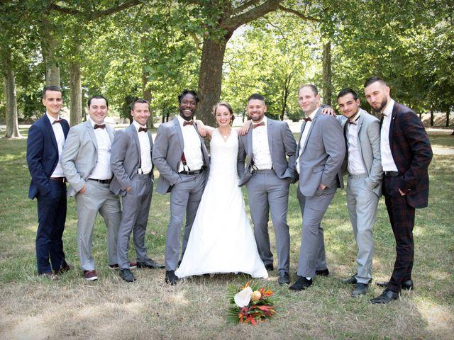 Le mariage de Julien et Aline à Montereau-faut-Yonne, Seine-et-Marne 43