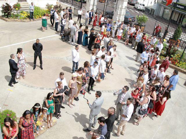Le mariage de Julien et Aline à Montereau-faut-Yonne, Seine-et-Marne 50