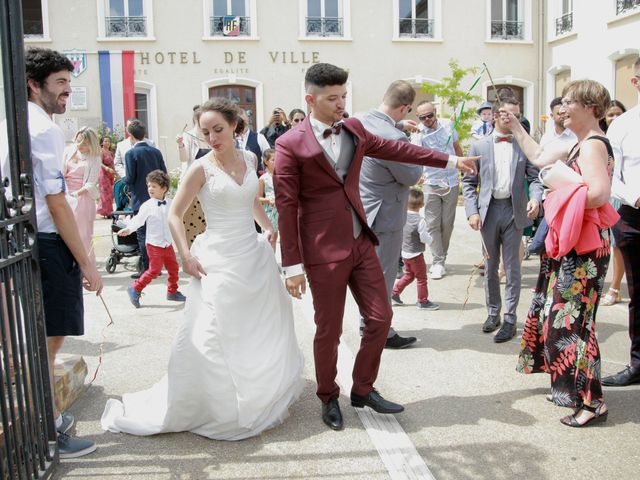 Le mariage de Julien et Aline à Montereau-faut-Yonne, Seine-et-Marne 52