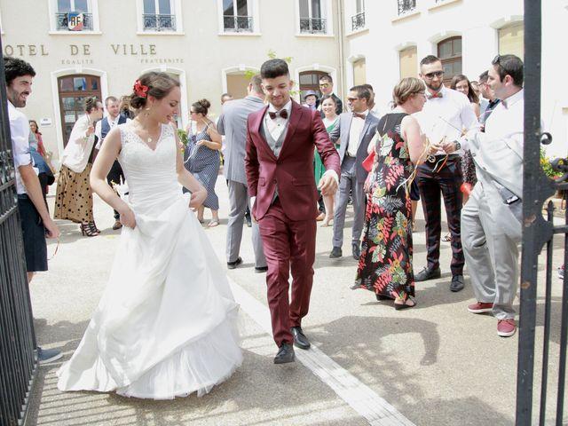 Le mariage de Julien et Aline à Montereau-faut-Yonne, Seine-et-Marne 53
