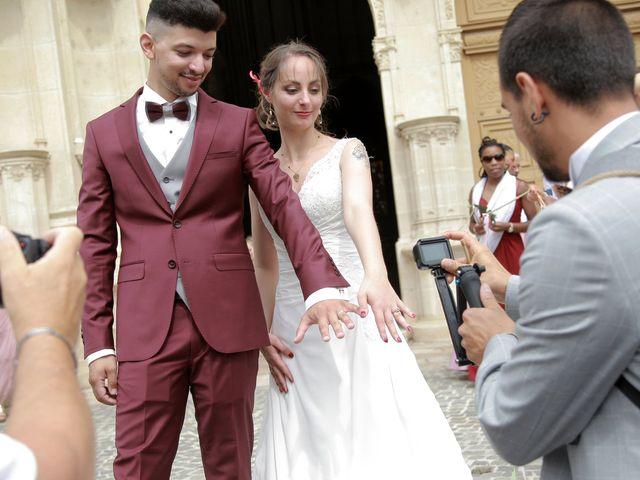 Le mariage de Julien et Aline à Montereau-faut-Yonne, Seine-et-Marne 86