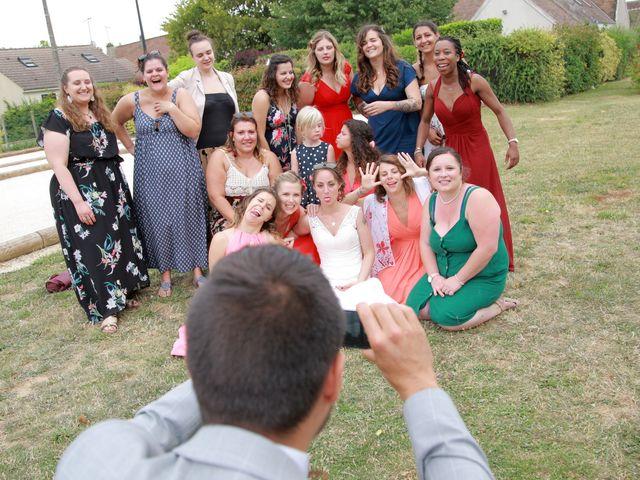 Le mariage de Julien et Aline à Montereau-faut-Yonne, Seine-et-Marne 89