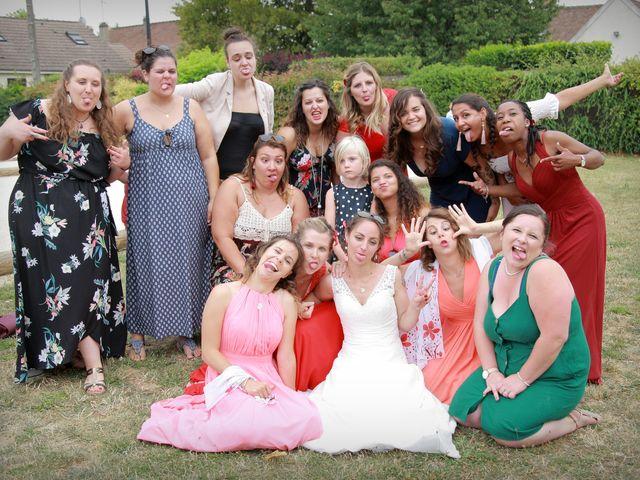 Le mariage de Julien et Aline à Montereau-faut-Yonne, Seine-et-Marne 90