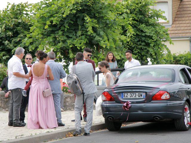 Le mariage de Julien et Aline à Montereau-faut-Yonne, Seine-et-Marne 93