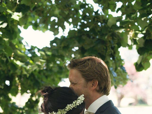 Le mariage de Rune et Marine à Cellule, Puy-de-Dôme 22