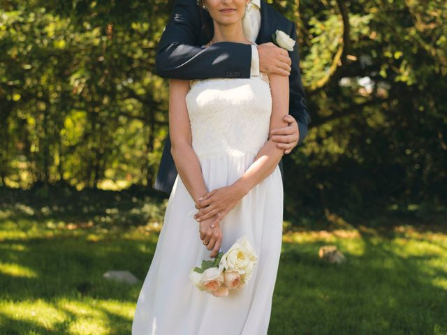 Le mariage de Marine et Rune