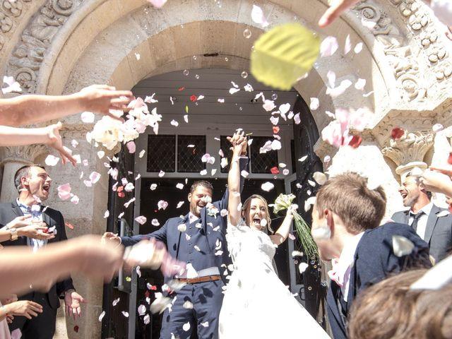 Le mariage de Aurélien et Barbara à Saint-Médard-en-Jalles, Gironde 12