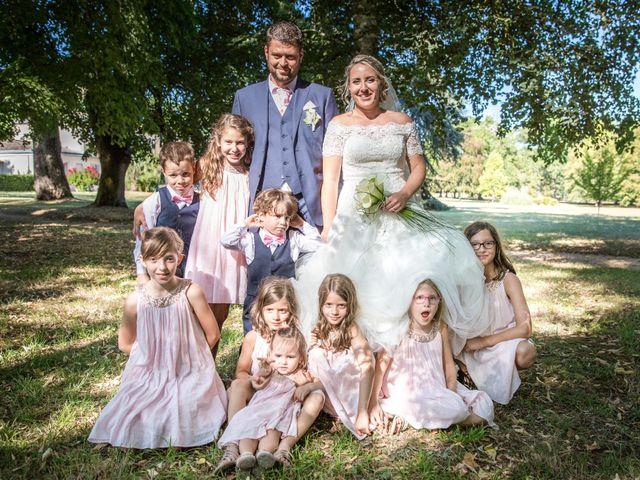 Le mariage de Aurélien et Barbara à Saint-Médard-en-Jalles, Gironde 16