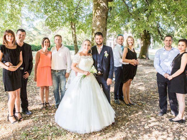 Le mariage de Aurélien et Barbara à Saint-Médard-en-Jalles, Gironde 19