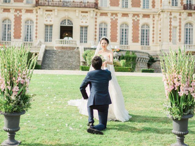 Le mariage de Yin et Fan Yi