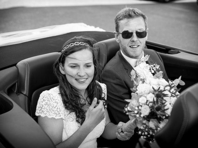 Le mariage de Julia et Blain