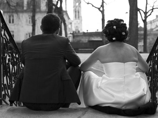 Le mariage de Pierre et Nadia à Nancy, Meurthe-et-Moselle 1