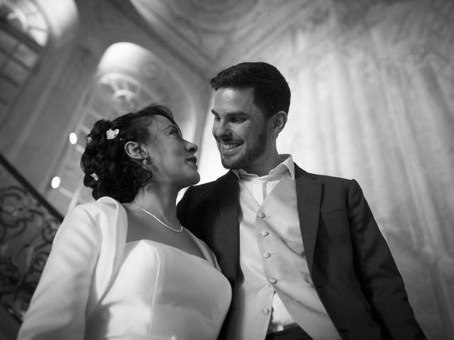Le mariage de Nadia et Pierre