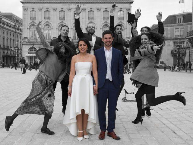 Le mariage de Pierre et Nadia à Nancy, Meurthe-et-Moselle 2