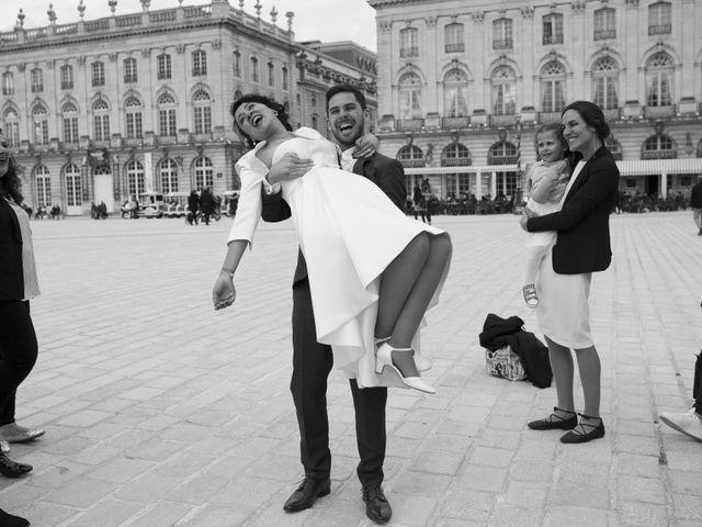 Le mariage de Pierre et Nadia à Nancy, Meurthe-et-Moselle 35