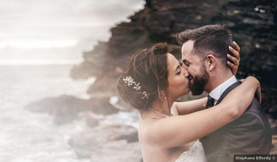 Le mariage de Florian et Amélie à Saint-Léger-les-Vignes, Loire Atlantique