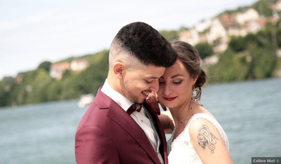 Le mariage de Julien et Aline à Montereau-faut-Yonne, Seine-et-Marne