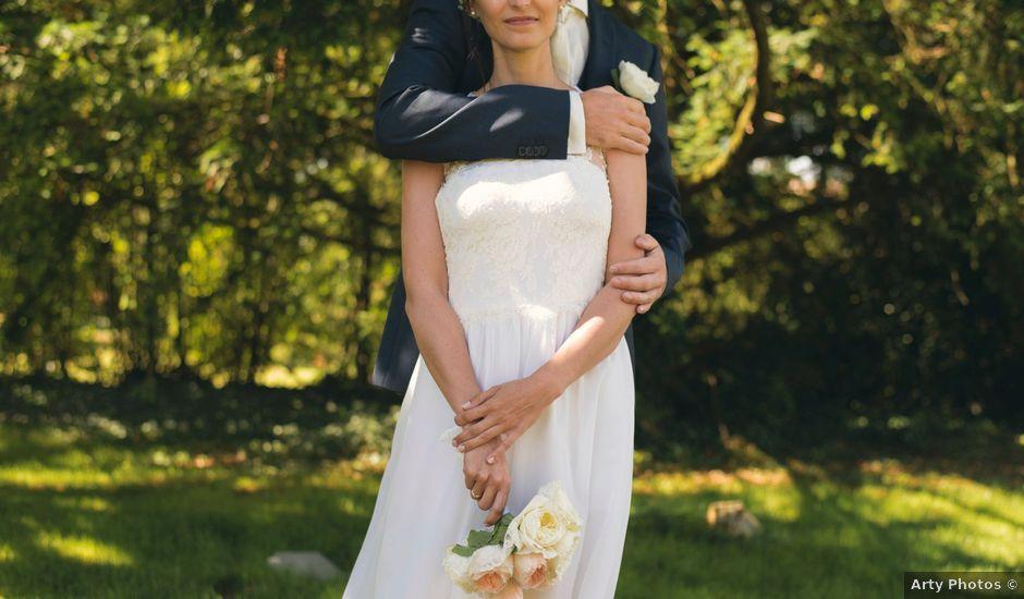 Le mariage de Rune et Marine à Cellule, Puy-de-Dôme