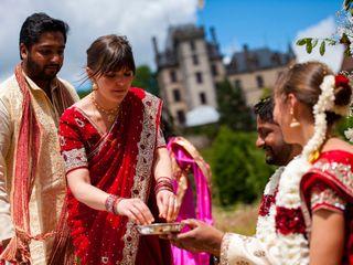 Le mariage de Céline et Vinod