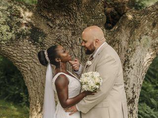 Le mariage de Sergeline et Marc