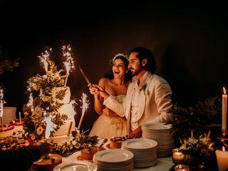 Le mariage de Anais et Okan