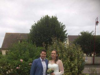 Le mariage de Blandine  et Esaïe 1