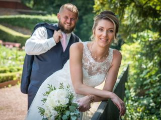 Le mariage de Aline et Kévin