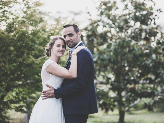 Le mariage de Guillaume et Fanny à Moncé-en-Belin, Sarthe 5