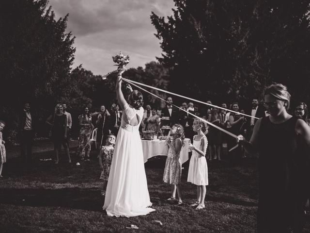 Le mariage de Guillaume et Fanny à Moncé-en-Belin, Sarthe 6