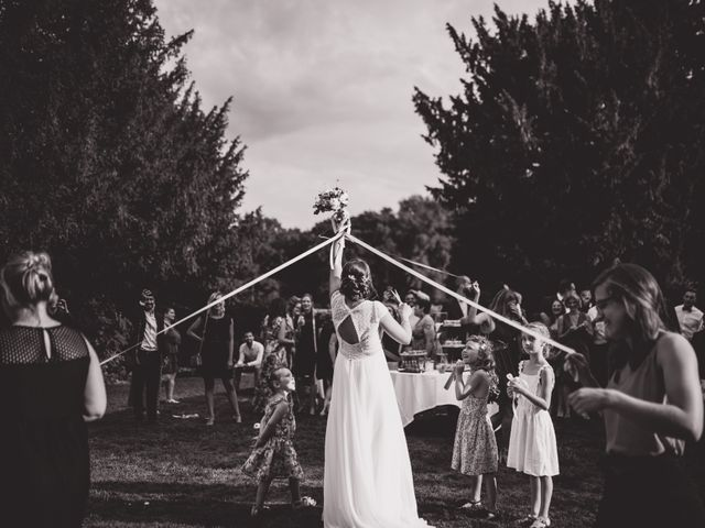 Le mariage de Guillaume et Fanny à Moncé-en-Belin, Sarthe 7