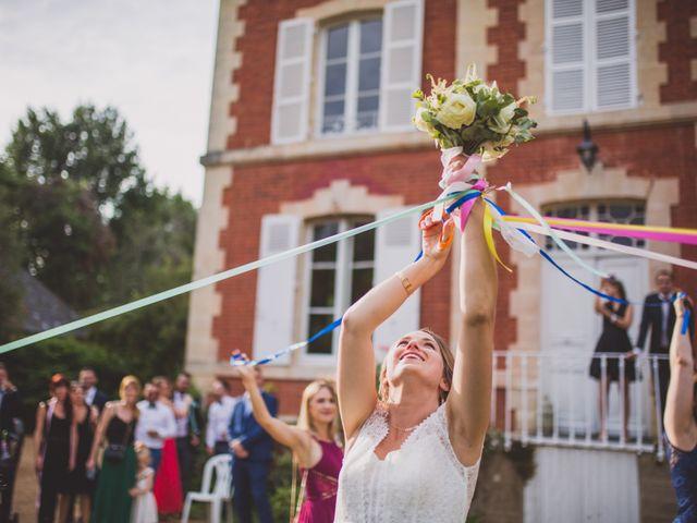 Le mariage de Guillaume et Fanny à Moncé-en-Belin, Sarthe 8