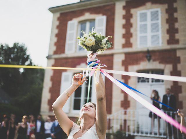 Le mariage de Guillaume et Fanny à Moncé-en-Belin, Sarthe 9