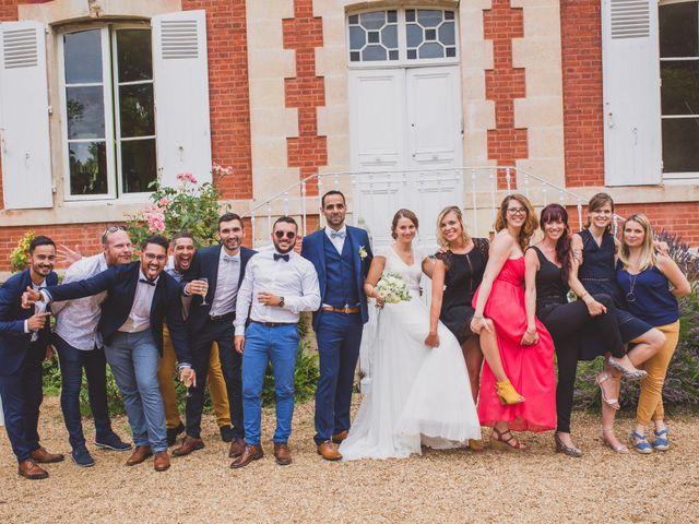 Le mariage de Guillaume et Fanny à Moncé-en-Belin, Sarthe 14