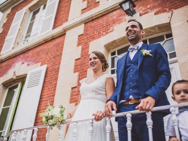 Le mariage de Guillaume et Fanny à Moncé-en-Belin, Sarthe 15