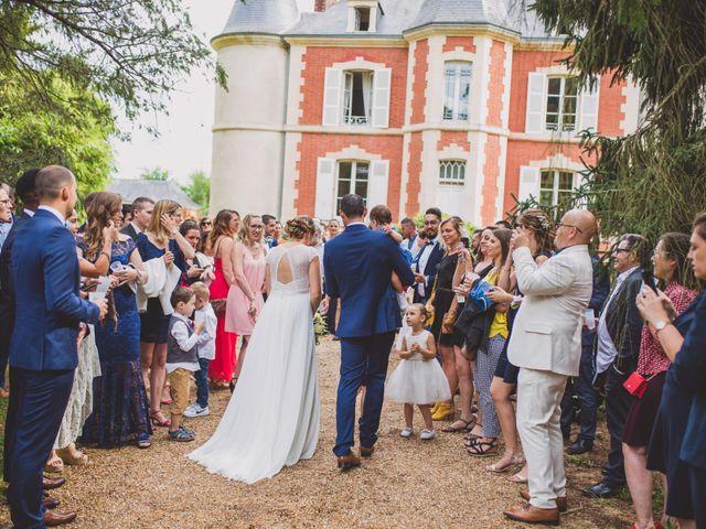 Le mariage de Guillaume et Fanny à Moncé-en-Belin, Sarthe 22