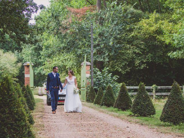 Le mariage de Guillaume et Fanny à Moncé-en-Belin, Sarthe 23