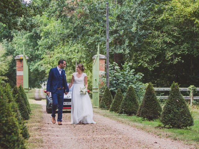 Le mariage de Guillaume et Fanny à Moncé-en-Belin, Sarthe 24