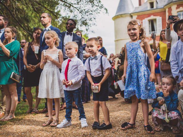 Le mariage de Guillaume et Fanny à Moncé-en-Belin, Sarthe 25