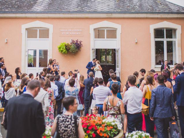 Le mariage de Guillaume et Fanny à Moncé-en-Belin, Sarthe 28