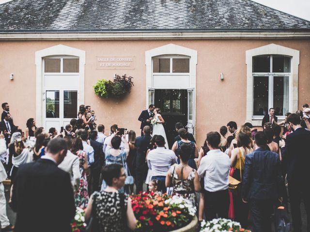 Le mariage de Guillaume et Fanny à Moncé-en-Belin, Sarthe 29