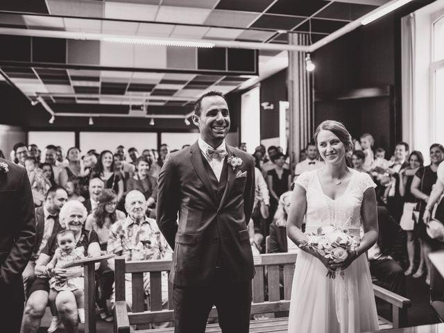 Le mariage de Guillaume et Fanny à Moncé-en-Belin, Sarthe 37
