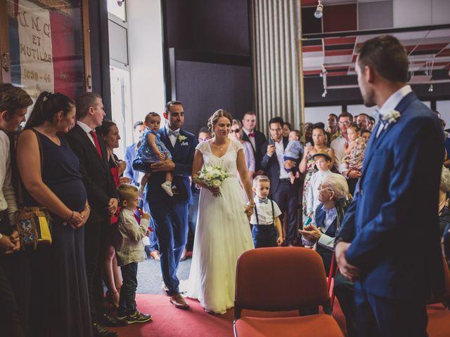 Le mariage de Guillaume et Fanny à Moncé-en-Belin, Sarthe 41