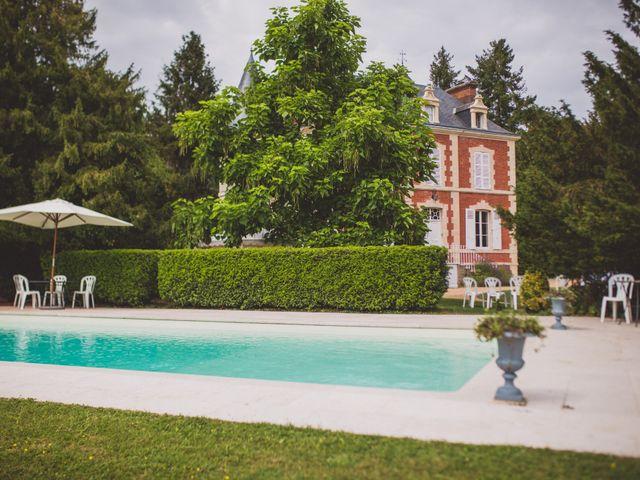 Le mariage de Guillaume et Fanny à Moncé-en-Belin, Sarthe 78