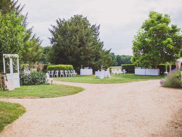 Le mariage de Guillaume et Fanny à Moncé-en-Belin, Sarthe 79