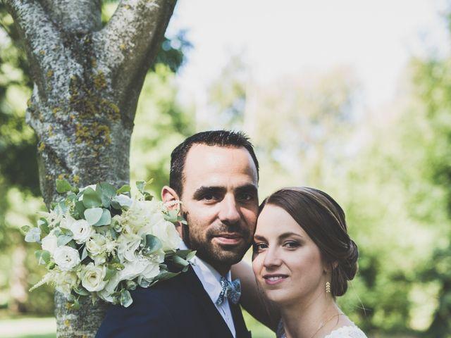 Le mariage de Guillaume et Fanny à Moncé-en-Belin, Sarthe 88