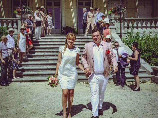 Le mariage de Nicolas et Marina à Narbonne, Aude 15