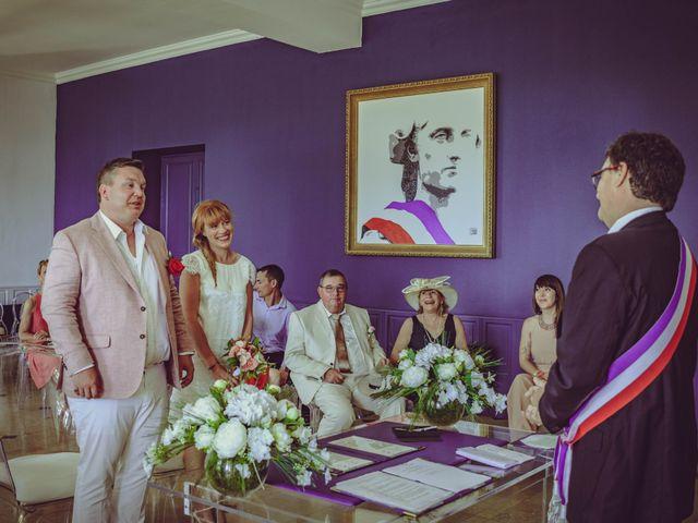 Le mariage de Nicolas et Marina à Narbonne, Aude 12