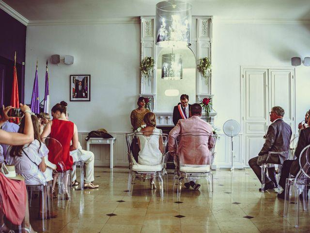 Le mariage de Nicolas et Marina à Narbonne, Aude 10