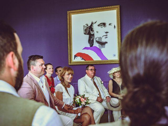 Le mariage de Nicolas et Marina à Narbonne, Aude 11
